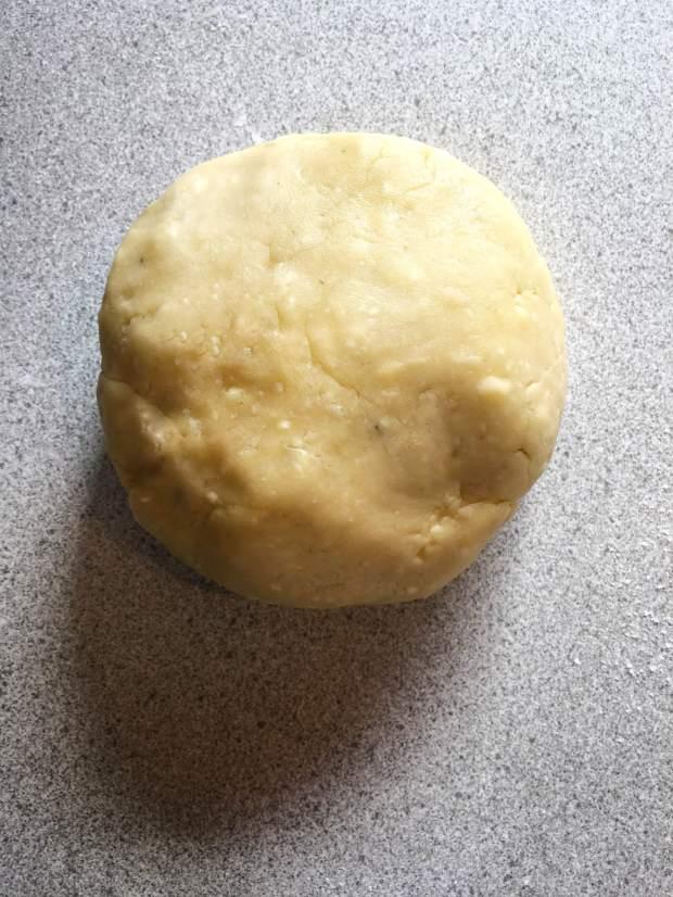 Bikkie Dough